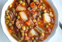 Winter soup n stew