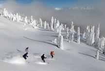 Ski de rando / Belles photos de ski de rando. Touring Ski. By Glisshop