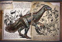 ark dinosaur enciklopedie