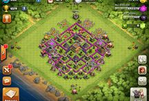My Clash of Clans base / Every few days i will do a new pic of my base