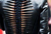 La la leather / Leather fashion inspo board