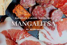 Mangalitsa Pork