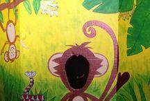Babys 1st jungle theme