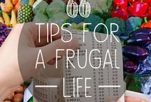 Frugal Zone / Collecting ideas for how to live frugally. / by Kristen Peden