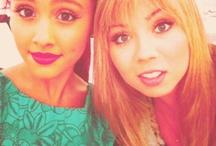 Ariana grande e Jennette mccurdy