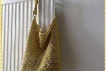Sacs, pochettes crochet / crocheted bags