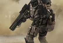 army/warfare