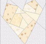 Paper Piecing / Шить по бумаге