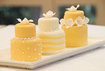 Bolo mini e Cupcake