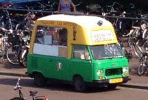 Foodtrucks / Verkoopwagen Amsterdam