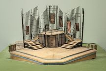 into the woods set design