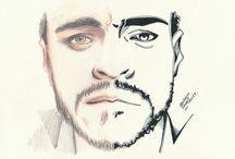 Desenhos Fotografias