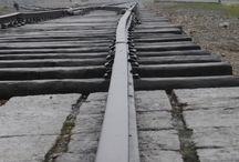 Auschwitz / Bilder aus der Gedenkstätte Auschwitz