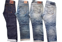 #Jeans #Denim #Spijkerbroek #Indigo #selvedge / by Lars Spiele