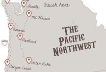 WA Coast Road Trip / WA Coast West Coast Pacific Northwest Northern Hemisphere Road Trip