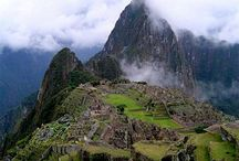 Places I want to go Peru
