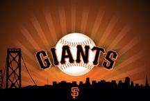 San Francisco Giants ⚾️ / S.F. Giants Baseball