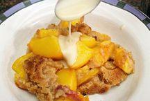 Crisps & Crumbles / by Claudia's Cookbook