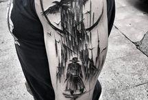 Dark tower tats