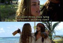 Pirates of the Caribbean / PIRAAAAAAAAAACI!!! :D