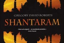 Shantaram / An interesting book written by Gregory David Roberts, which tells about India at 80's