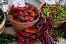 Crooked Sky Farms / Crooked Sky Farms Sunday's at St Philips Plaza Farmers Market Tucson, Arizona