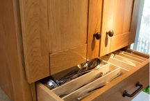 HOME: Cabinetry / Beautiful cabinet details.