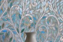 Duvar mozaikleri