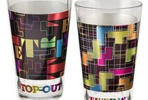 Tetris / Gifts for Retro Game lovers.