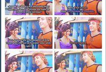 Disney Randomness