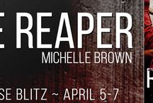 Release for The Reaper by Michelle Brown