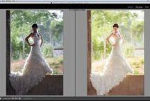 wedding light room