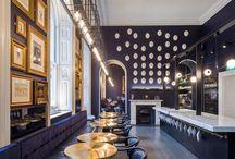 Bars-Coffee shops-Restaurants