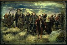 LOTR/ Hobbit / by Emily Culley