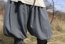 Pirate Pants