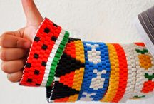 pärlor armband
