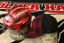 STETSON x KÖELNER HAIE / Stetson x Kölner Haie (how it all started)  Stetson kicked off an all-star roster for Autumn/Winter 2016 collection inspired by the world of championship ice hockey. This breakaway collection lead in a second step into an official helmet sponsoring for the season 16/17 and 17/18. Catch a glimpse of the the designs and content here. #stetsonxkoelnerhaie #aufgehtshaie #letsgoboys #stetson #stetsoneurope