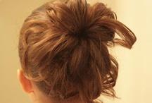 Lil hair & style