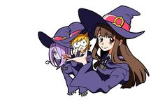 Little Witch Academia, Anime Wallpapers