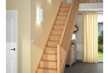 předsíň a schody