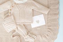 neonato e maglia