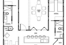 Floor Plan Container House
