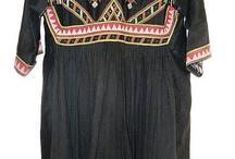 Traditional folk costumes