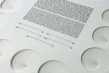 Sculptural Multilayer Papercut Ketubahs