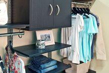 My Organized Closet. / My Organized Closet.
