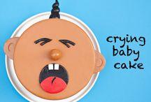 Cake - Babyshower