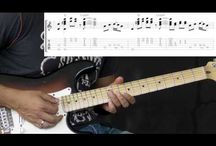 Rock Guitar Lessons / Want to be the next rock star God on the guitar? This is where you start...