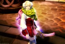 Screenshot Edits / Where Games marries Photoshop! Collection of my favorite awesome editing on game screenshots: Guild Wars 2 | Overwatch | Sims