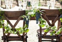 Mariage dans les vignes - Vineyard wedding