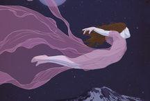 dreaming / by Susan Caglagis